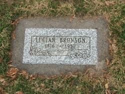 Lucian Edwin Bronson