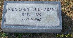 John Cornelious Adams