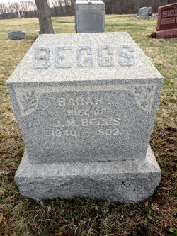 Sarah <i>McIlhaney</i> Beggs