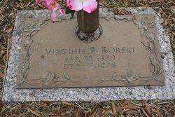 Virginia Ruth <i>Davis</i> Borski