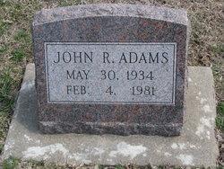 John R. Adams
