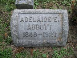 Adelaide E Abbott