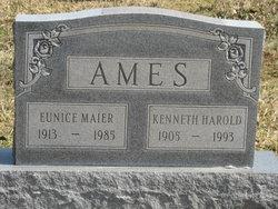 Ellen Eunice <i>Maier</i> Ames
