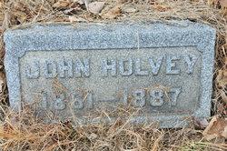 John Holvey