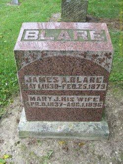 James A. Blare