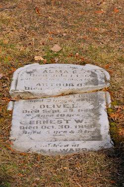 Alma C. Ward