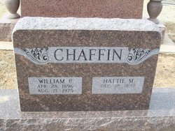 William Palmore Chaffin