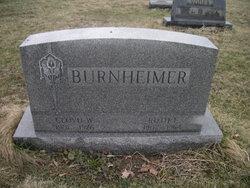 Cloyd W Burnheimer