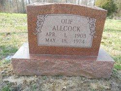 Olif Allcock