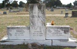 Ophelia <i>Jones</i> Bryant