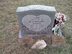 Collette R Candy <i>Burnes</i> Beauregard
