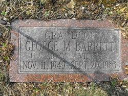George M Barrett