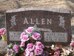 Mary Ann Allen