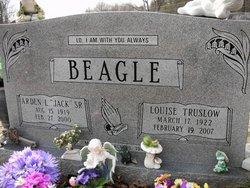 Louise <i>Truslow</i> Beagle