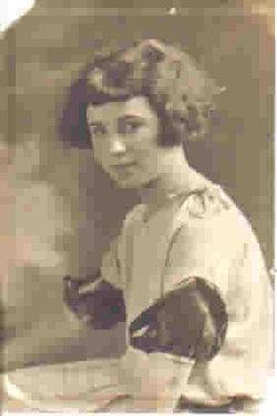 Mary Josephine Mary Jo <i>Wadsworth-</i> Brown-McAlpine