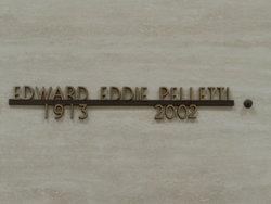 Edward Eddie Pelletti