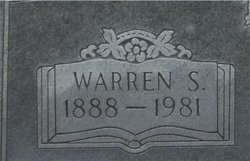 Warren Sheridan Adams