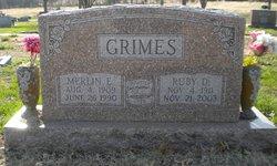Merlin Ellsworth Punk Grimes