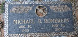 Michael D Romereim