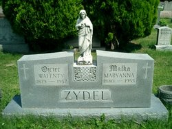 Mary <i>Majewski</i> Zydel