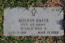 Melvin Bates