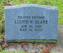 Lloyd Vernon Slape