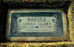 Lillian Virginia <i>Grimstead</i> Barber