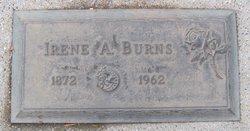Irene Alberta Burns