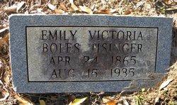 Emily Victoria <i>Boles</i> Tisinger