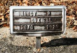 Nancy R. <i>Cook</i> Coxwell