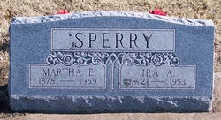 Ira Alvin Sperry