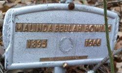Malinda Beulah Bowles