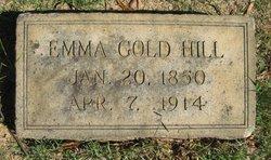 Emma Gold <i>Hill</i> Cave