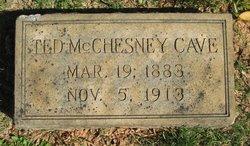 Theodore McChesney Ted Cave