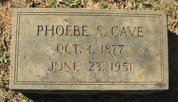 Phoebe <i>Skidmore</i> Cave