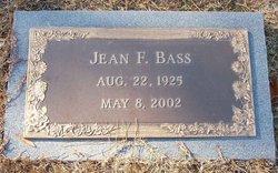 Jean <i>Fielder</i> Bass