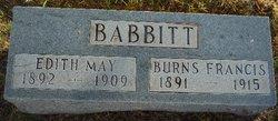 Frances Burns Babbitt