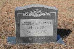 Andew Solomon Coxwell