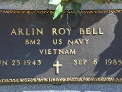 Arlin Roy Bell