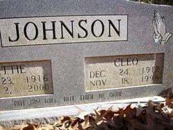 Cleo Johnson