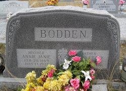 Annie Janie <i>Kuhnel</i> Bodden