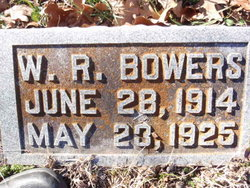 W. R. Bowers