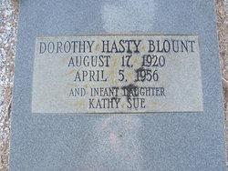 Dorothy <i>Hasty</i> Blount