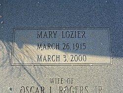 Mary <i>Lozier</i> Irwin