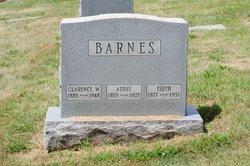 Adele <i>Wehrly</i> Barnes
