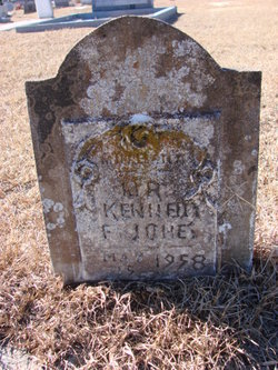 Kennedy F Jones