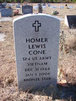 Homer Lewis Cone