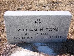 William H Cone