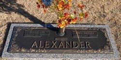 Janice Lee <i>Weems</i> Alexander