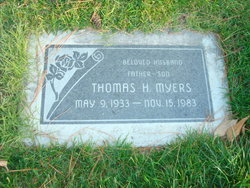 Thomas Herman Myers